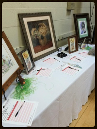 furball silent auction