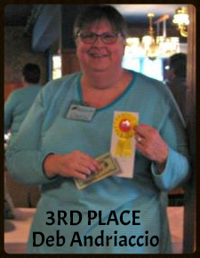 third place Sinful Chili Deb Andriaccio 3