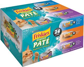 friskies canned food